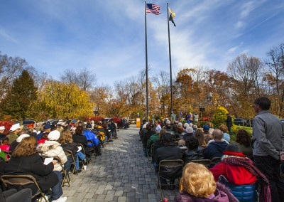 Veterans Day ceremony held at Brigadier General William C. Doyle Veterans Memorial Cemetery